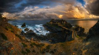 Le Fort des Capucins...